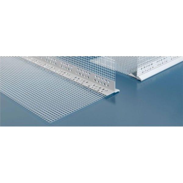PVC okapni profil s mrežicom