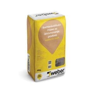 Weber Razilit masa za niveliranje