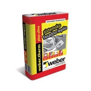 Weber plus ultra fasadno ljepilo