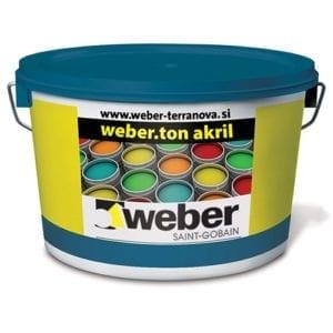Wenber akrilna fasadna boja