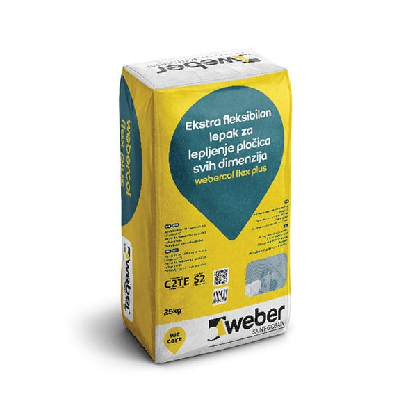 weber flex plus ljepilo za keramiku