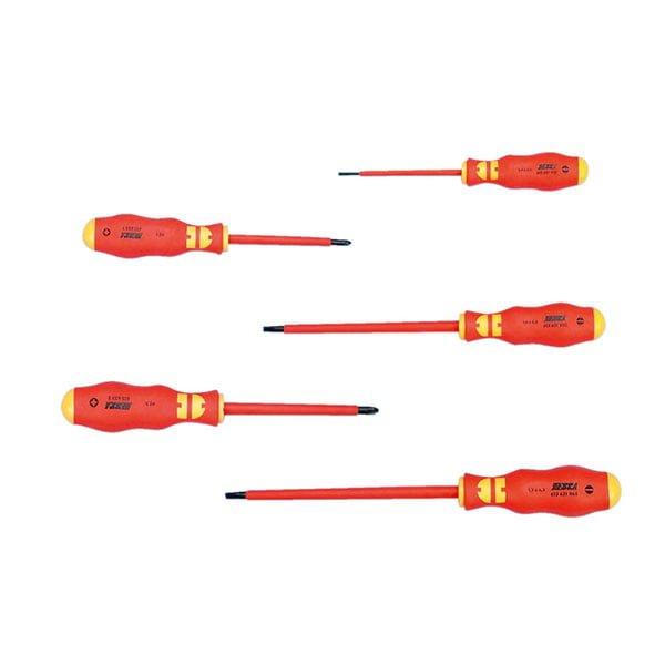 Set odvijača za električare